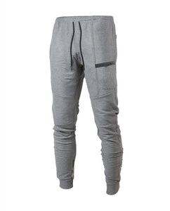 Men's Cotton Feet Guard Fitness Running Sweatpants