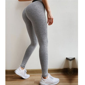 High Waisted Seamless Super Stretchy Thick Yoga Pants