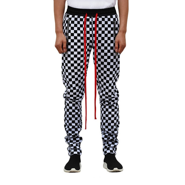 Men's Ankle Zipped Sweatpants