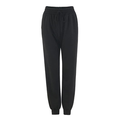 11-Women's high waisted black yoga pants with Pockets