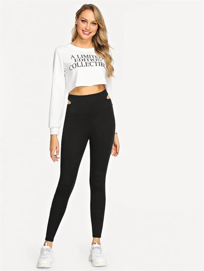 1-dressy black yoga pants