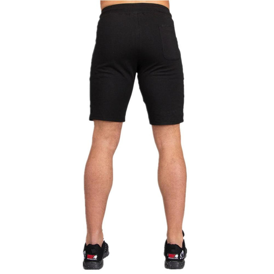 Men Running Sport Cotton Shorts