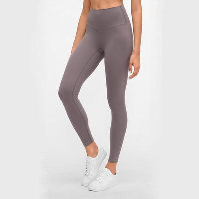 Woman Workout Black Leggings