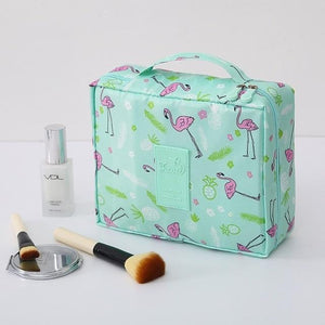 SAFEBET Brand Women Men Multifunction Organizer Waterproof Portable Makeup Bag Travel Beauty Necessary Cosmetic Bag Cosmetic Box