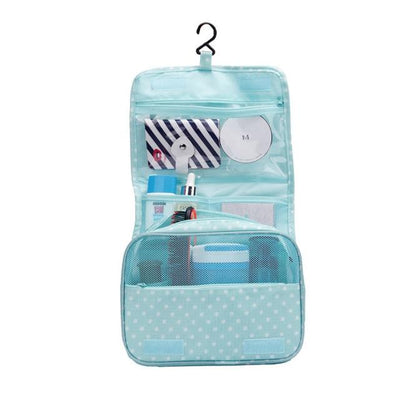 Waterproof High quality Women Men Hanging Cosmetic Bags Large Travel Beauty Cosmetic Bag Personal Hygiene Bag Organizer