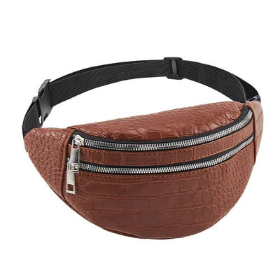 Women Corduroy Waist Bag Ladies new Designer Canvas Fanny Pack Fashion travel Money Phone Chest Banana Bag Female Bum Belt Bags