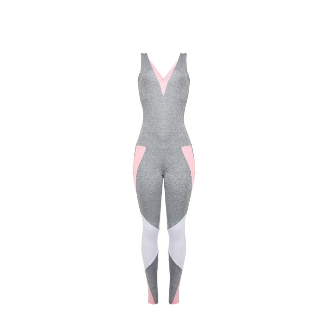 Woman Yoga Jumpsuit