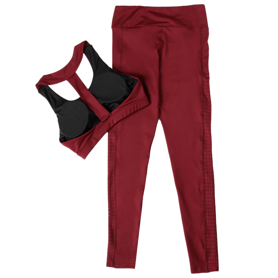 Female Slimming Workout Clothing