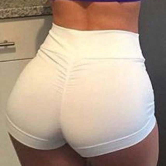 Women's Sports High Waist Shorts