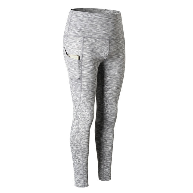 Women Pocket Long Gym Pants