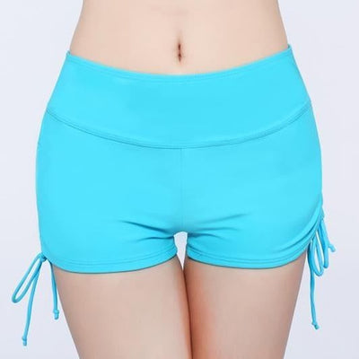 Women Slim Tight Gym Yoga shorts