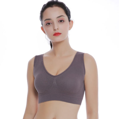 Women's Seamless  Push Up Bras With Pads For Big Size 5XL 6XL