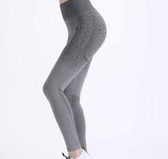 Stretchy High Waist Run Fitness Leggings