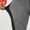 3XL Plus Size Women High Waist Casual Workout Legging