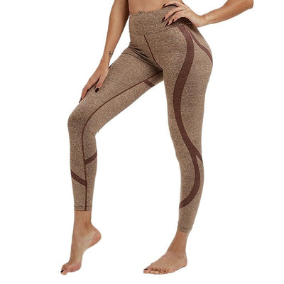 Push Up Female Workout Tights