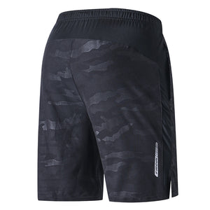 Men's Marathon Quick Dry Shorts With Pocket