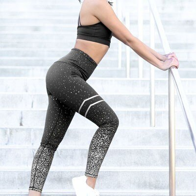 Push Up New 2 Piece Women Running Sportswear Sport/Yoga Fitness Set