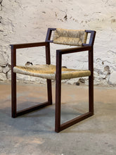 Load image into Gallery viewer, Walnut ranch chair