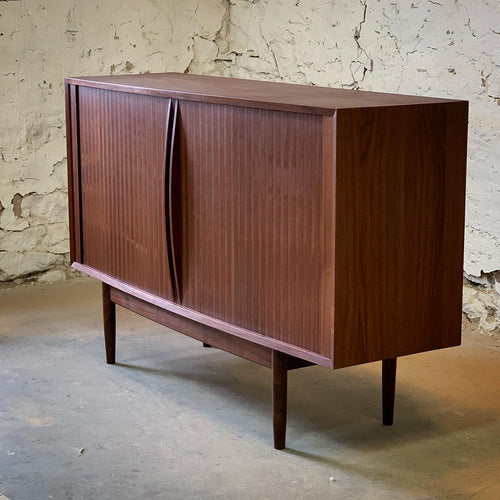 Bow front Credenza