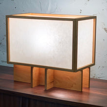 Load image into Gallery viewer, Table lantern *built to order* free shipping in mainland USA