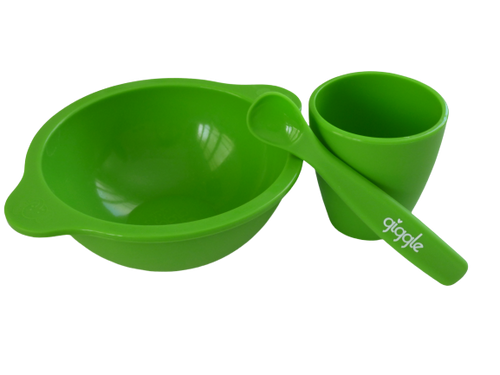 Dinner Time Set - Green