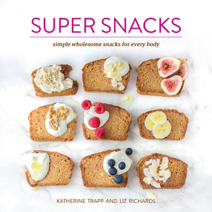 Super Snacks Cook Book
