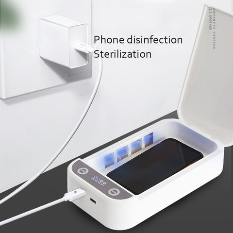 Portable Dual UV Light Sterilizer