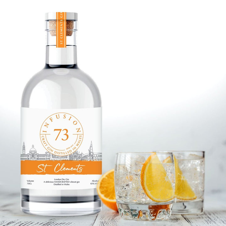 St Clements Gin
