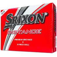 Srixon Distance, Single Colour Print.