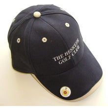 Load image into Gallery viewer, Ferndown Embroidered Cap with Magnetic Ball Marker.