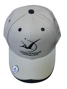 Ferndown Embroidered Cap with Magnetic Ball Marker.
