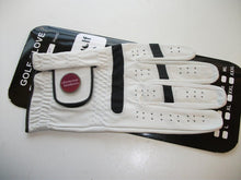 Load image into Gallery viewer, Leather Golf Glove w/ Ball Marker
