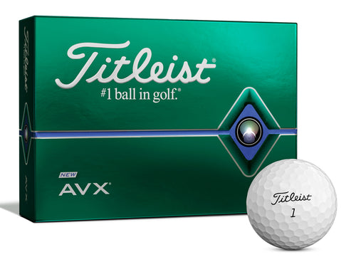 Titleist AVX, Single Colour Print.