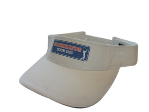 York Visor Vinyl or Transfer Printed