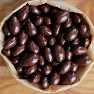 Almond Dark Chocolate Coated Organic B170