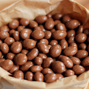 Sultanas Chocolate Coated Organic B174