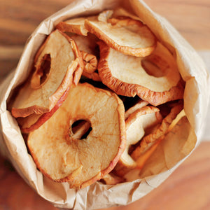 Apple Rings Dried Organic B104