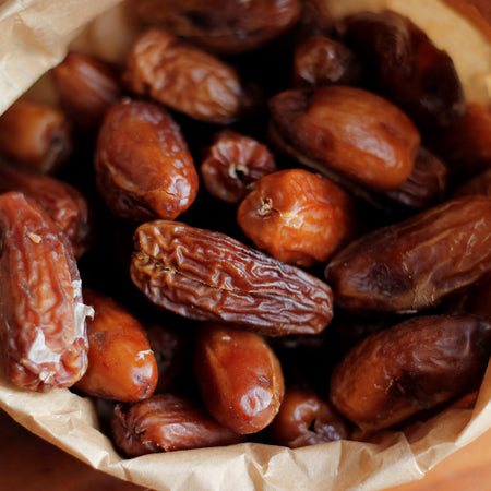 Dates Pitted Organic B0105