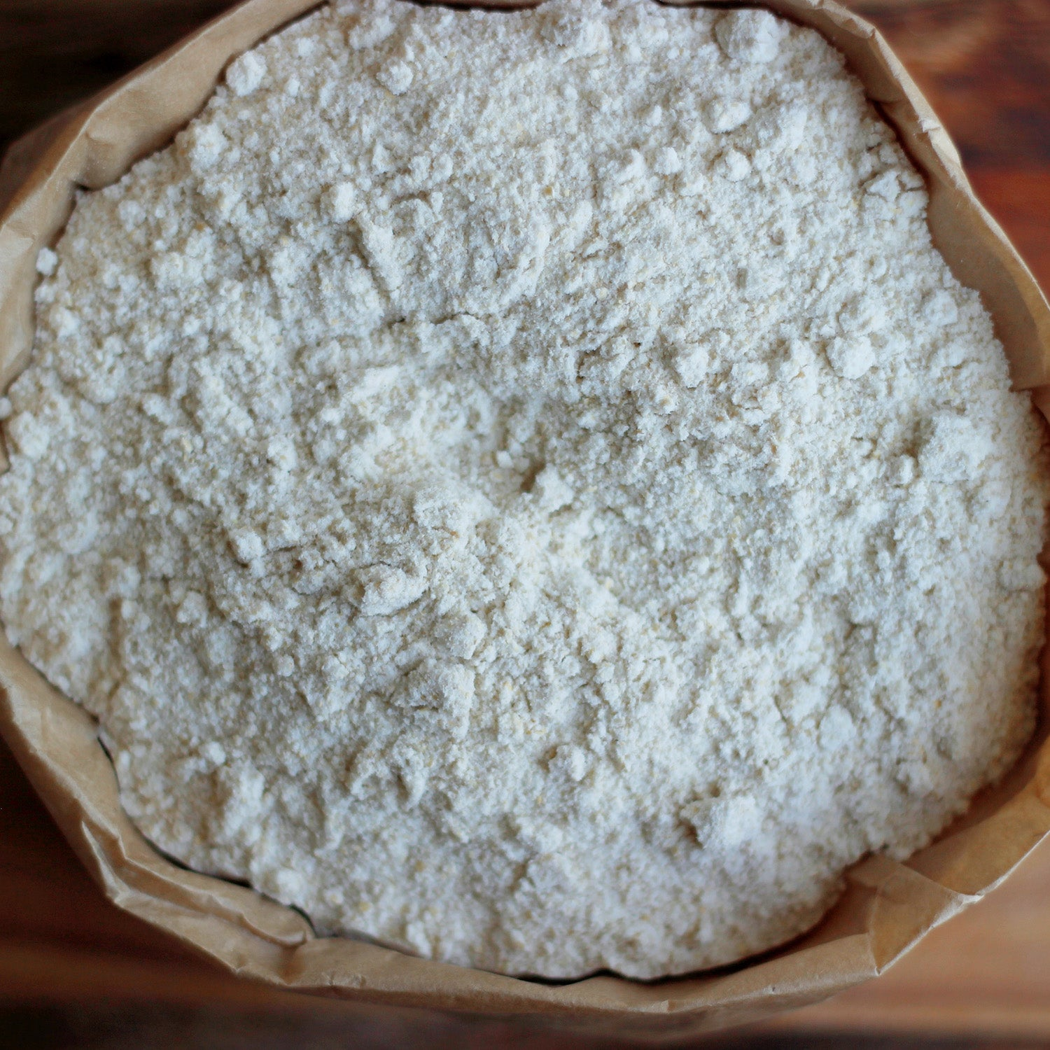 Self Raising Flour Wholewheat Organic B051