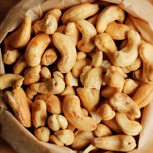 Cashew Roasted Organic B009