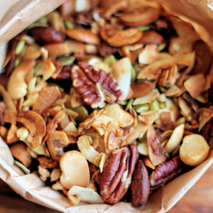 Nutiiboost Granola by The Unrefined B656