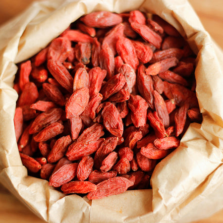 Goji Berries Dried Organic B112