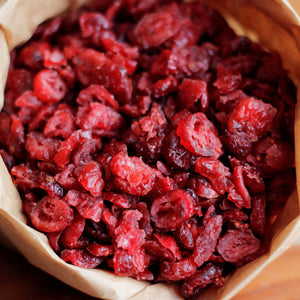 Cranberries Dried Organic B115