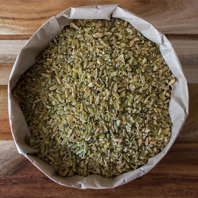 Freekeh Cracked Wheat B853