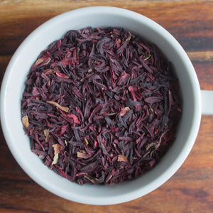 Hibiscus Loose Leaf Tea Organic B859
