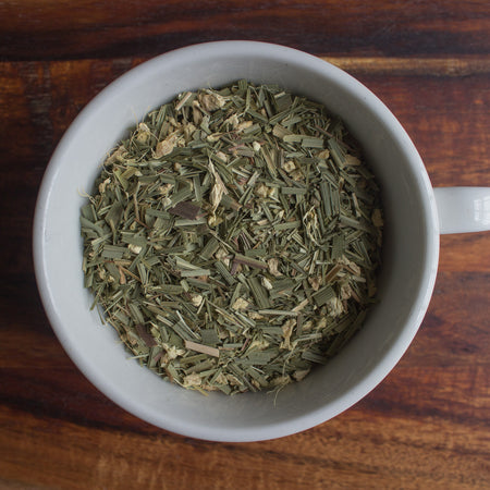 Lemongrass Ginger Loose Leaf Tea B860
