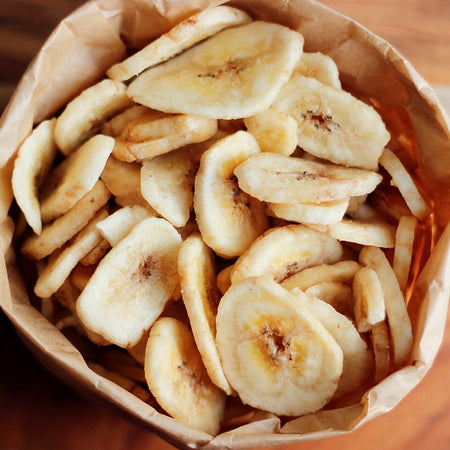 Banana Chip Dried Organic B832