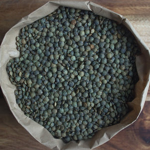 Green Lentils French Style Organic B833