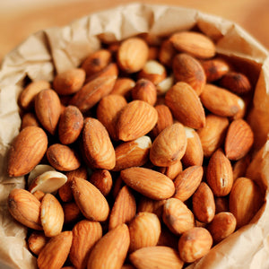 Almonds Roasted Activated Organic B209