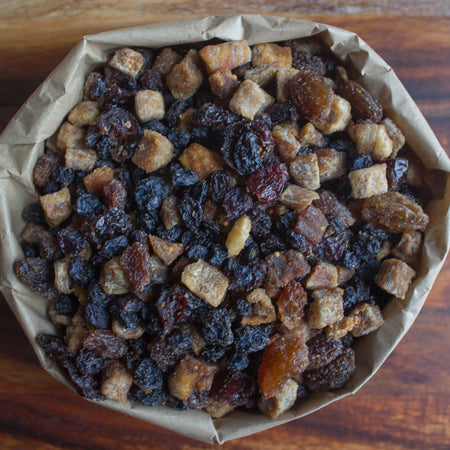 Mixed Dried Fruit Organic B881